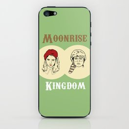 Moonrise Kingdom  iPhone Skin