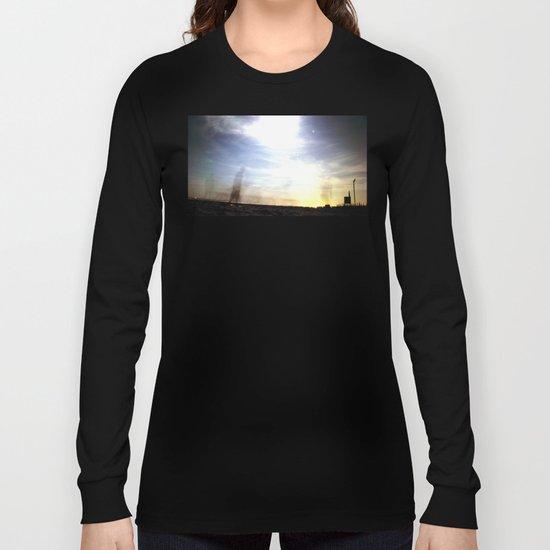BEACH NIGHT. Long Sleeve T-shirt