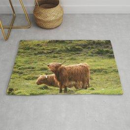 Highland Cows Rug