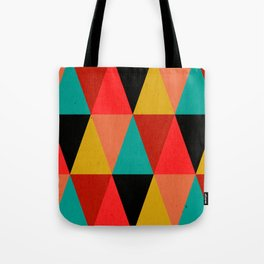 Ternion Series: Wintertide Jubilee Time Tote Bag