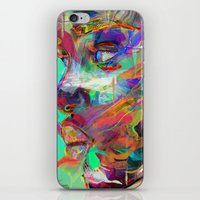 archan nair iPhone & iPod Skins featuring Balance by Archan Nair