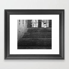 reflectless Framed Art Print
