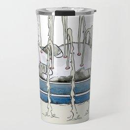 Charlie Fountain Travel Mug