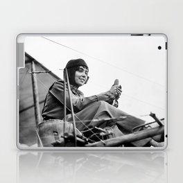 Hélène Dutrieu Photo, 1911 Laptop & iPad Skin