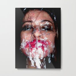 Cocaine Nights Metal Print