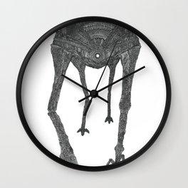 Healdsberg Wall Clock