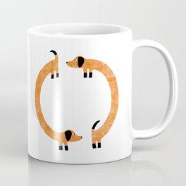 Sausage Dogs Coffee Mug