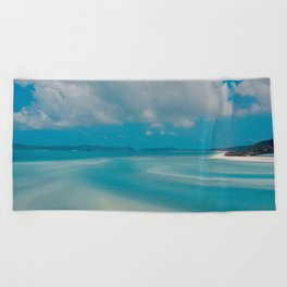 Whitehaven Beach Beach Towel