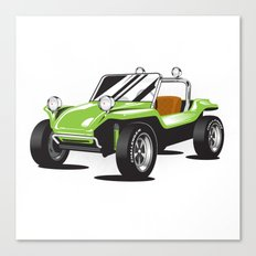 VW Dune Buggy Canvas Print