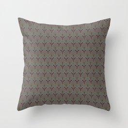 Belle Epoque II Throw Pillow
