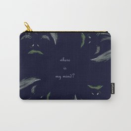 Where is my mind in darkness Carry-All Pouch