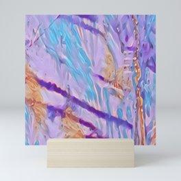 Pastels sequence Mini Art Print