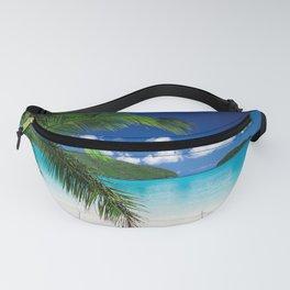 Classic Tropical Island Beach Paradise Fanny Pack