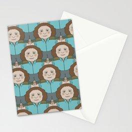 Push Back Tessellation Stationery Cards