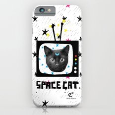 Space Cat iPhone 6s Slim Case