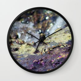 Crab in the Cayman Islands Wall Clock