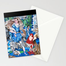 Blue Fairy, Sam Fan Art Stationery Cards