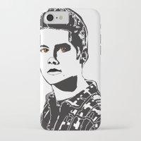 stiles stilinski iPhone & iPod Cases featuring Stiles Stilinski Teen Wolf Design by ShondraHilliard.com