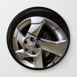 Renault Duster Dynamique 4x4 Wheel Wall Clock