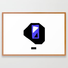 015 Framed Art Print