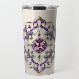 Bejewelled Travel Mug