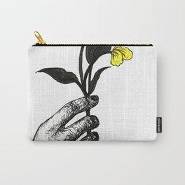 LA MANO LA FLOR Carry-All Pouch