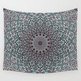 Ornamental Mandala 3 Wall Tapestry