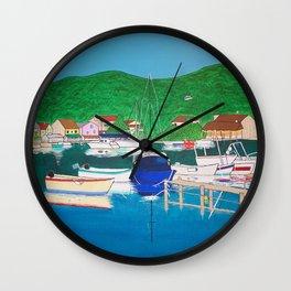 Agios Stefanos, Corfu Wall Clock