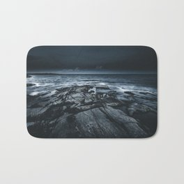 Courted by sirens Bath Mat