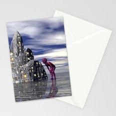 Anybody home? Stationery Cards