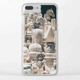 Tower of the Unusual Clear iPhone Case