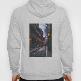 Acorn Street, Boston, USA Hoody