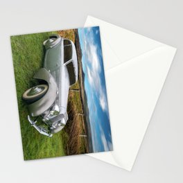 Talbot Darracq Stationery Cards