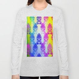 Graphic Pattern Long Sleeve T-shirt