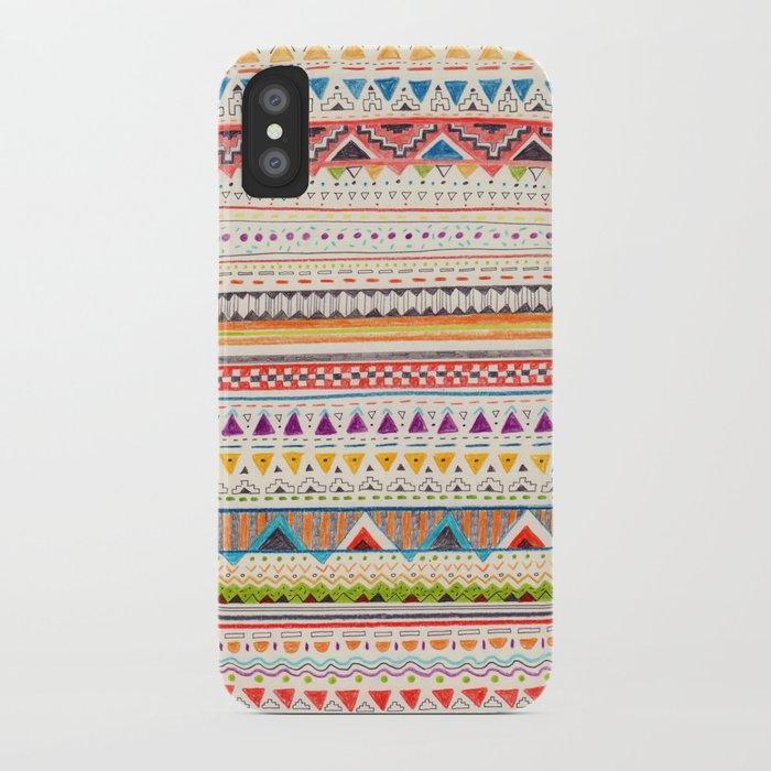 Pattern iPhone Case