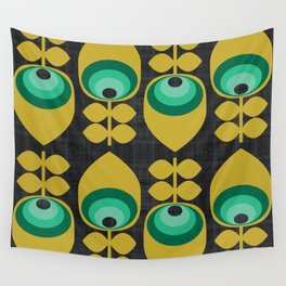MCM Hoodwinked Grey Wall Tapestry