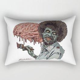 The Joy of Brains Rectangular Pillow