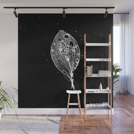 universe leaf Wall Mural