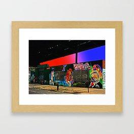 Billyburg - New York Framed Art Print