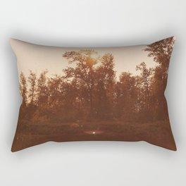 Honey & gold Rectangular Pillow