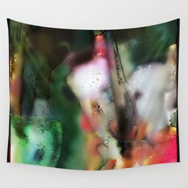 Breath Art #5  Wall Tapestry