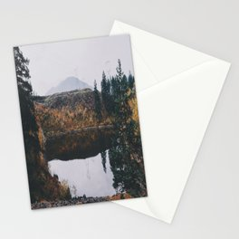 Gillette Lake II Stationery Cards