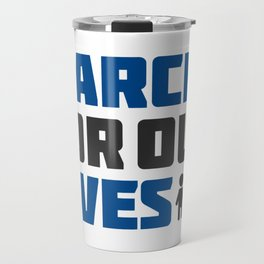 March For Our Lives Travel Mug