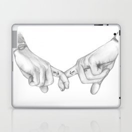 I'll make this feel like home (Harry Styles and Louis Tomlinson) Laptop & iPad Skin