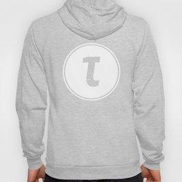 Tauchain logo white Hoody