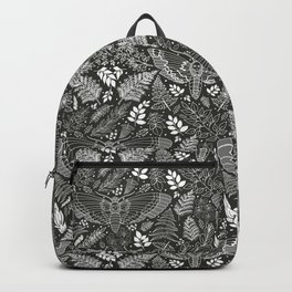 Death's-head Hawkmoth in an Enchanted Forest Backpack