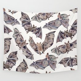 Bat Collection Wall Tapestry
