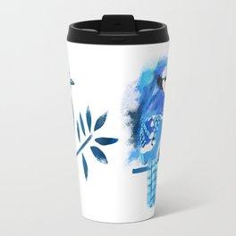 Blue wonder Travel Mug