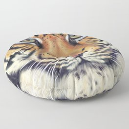 Tiger Floor Pillow