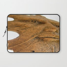 Face in the Wind  Laptop Sleeve